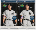 Baseball Cards:Unopened Packs/Display Boxes, 2002 Upper Deck Series 2 Unopened Boxes Lot (2)....
