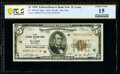 Fr. 1850-H* $5 1929 Federal Reserve Bank Star Note. PCGS Banknote Choice Fine 15