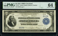 Large Size:Federal Reserve Bank Notes, Low Serial Number D533A Fr. 757 $2 1918 Federal Reserve Bank Note PMG Choice Uncirculated 64.. ...