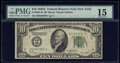 Small Size:Federal Reserve Notes, Fr. 2001-B* $10 1928A Federal Reserve Star Note. PMG Choice Fine 15.. ...