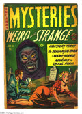 Golden Age (1938-1955):Horror, Mysteries #2 (Superior, 1953) Condition: GD/VG. Overstreet 2003 GD2.0 value = $26; VG 4.0 value = $52....