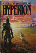 Books:Signed Editions, Dan Simmons. Hyperion....