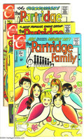 Bronze Age (1970-1979):Miscellaneous, Partridge Family #1-20 Group (Charlton, 1971-73) Condition: AverageVF+. This lot consists of issues #1-20. That's all of th... (Total:20 Comic Books Item)