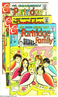 Partridge Family #1-20 Group (Charlton, 1971-73) Condition: Average VF+. This lot consists of issues #1-20. That's all o...
