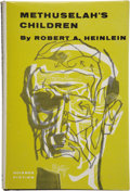 Books:First Editions, Robert A. Heinlein. Methuselah's Children....