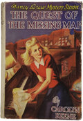 Books:Signed Editions, Carolyn Keene. The Quest of the Missing Map....