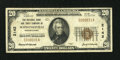 National Bank Notes:Pennsylvania, Schwenksville, PA - $20 1929 Ty. 1 The NB & TC Ch. # 2142. ...