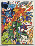 Bronze Age (1970-1979):Miscellaneous, The Steranko History of Comics #1 (Supergraphics, 1970) Condition:VG/FN. This is the first printing, recognizable for its l...