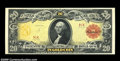 Large Size:Gold Certificates, Fr. 1179 $20 1905 Gold Certificate Gem New....