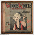Platinum Age (1897-1937):Miscellaneous, Winnie Winkle #2 (Cupples & Leon, 1930) Condition: FR. Black and white daily strip reprints, by Martin Branner. Overstreet 2...