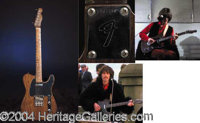 "George Harrison's Historic Fender Telecaster from ""Let It Be"" and The Apple Rooftop Performance! -"