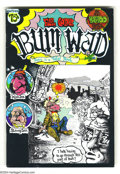 Modern Age (1980-Present):Alternative/Underground, Bum Wad #1 (Yahoo Productions, 1971) Condition: VF. Full colorcomix by Dave Geiser. ...
