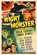 Movie Posters:Horror, This item is currently being reviewed by our catalogers and photographers. A written description will be available along with high resolution images soon.