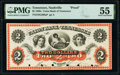 Obsoletes By State:Tennessee, Nashville, TN- Union Bank of Tennessee $2 186_ G206a Garland 1026 Schafluetzel N-B.Uni-2-6Pf Proof PMG About Uncirculated ...