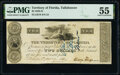 Tallahassee, FL- Territory of Florida $2 January 8, 1830 Cr. T9 PMG About Uncirculated 55