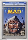 Magazines:Mad, Mad #254 Gaines File pedigree (EC, 1985) CGC NM 9.4 White pages.Mort Drucker, Don Martin, Dave Berg, Al Jaffee, and Angelo ...