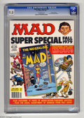 Magazines:Mad, Mad Super Special #28 Gaines File pedigree (EC, 1979) CGC VF/NM 9.0Off-white pages. Includes Nostalgic Mad #7. Wally Wo...