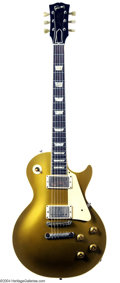 Musical Instruments:Electric Guitars, Allman Brothers 1957 Gibson Les Paul Standard 'Gold Top' Guitar....
