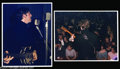 Music Memorabilia:Photos, The Beatles: John Lennon & Paul McCartney Photographs,1960-61.... (2 Items)