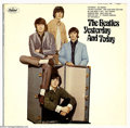 Music Memorabilia:Recordings, The Beatles: Yesterday and Today (Butcher Cover) - 2nd State LP....
