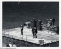 Music Memorabilia:Photos, The Beatles: Original Unpublished Photos from the Last Concert!...(5 Items)