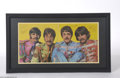 """Music Memorabilia:Autographs and Signed Items, The Beatles Signed """"Sgt. Pepper's Lonely Hearts Club Band"""" FromLizzie Bravo! (1967)...."""