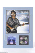 "Music Memorabilia:Autographs and Signed Items, The Beatles: George Harrison Signed ""Cloud Nine"" Album...."