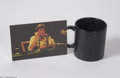 Music Memorabilia:Miscellaneous, The Beatles: Paul McCartney's Drinking Cup.... (2 Items)