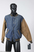 Music Memorabilia:Costumes, The Beatles: Ringo Starr Signed Tour Jacket....