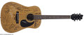 Musical Instruments:Acoustic Guitars, 1996 Long Beach Blues Festival Signed Guitar....