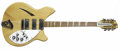 """Musical Instruments:Electric Guitars, The Byrds: Roger McGuinn's 1966 Rickenbacker Model 370-12 'BYRD' Guitar. """"In my opinion, the Byrds' sound would have been im..."""