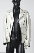 "Music Memorabilia:Costumes, The Cars: Elliot Easton's Album Cover Worn Jacket for ""The Cars"" (1978).... (2 Items)"