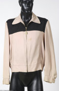 "Music Memorabilia:Costumes, The Cars: Ric Ocasek's Album Cover Worn Jacket for ""Candy-O""(1979).... (2 Items)"