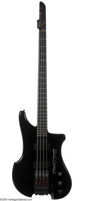 Musical Instruments:Bass Guitars, John Taylor's Duran Duran/Power Station Kubicki Ex Factor Bass Prototype....