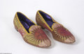 Music Memorabilia:Costumes, Elton John's Personally Owned & Worn Shoes.... (2 Items)