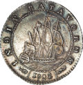 Netherlands East Indies, Netherlands East Indies: Batavian Republic Ship Set 1802,...(Total: 5 coins)