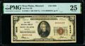 National Bank Notes:Missouri, West Plains, MO - $20 1929 Ty. 1 The First National Bank Ch. # 5036 PMG Very Fine 25.. ...