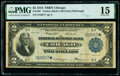 Fr. 765* $2 1918 Federal Reserve Bank Star Note PMG Choice Fine 15