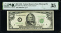 Small Size:Federal Reserve Notes, Low Serial Number 7036 Fr. 2107-I* $50 1950 Federal Reserve Star Note. PMG Choice Very Fine 35.. ...