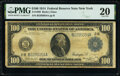 Fr. 1089 $100 1914 Federal Reserve Note PMG Very Fine 20