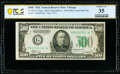 Small Size:Federal Reserve Notes, Fr. 2201-G* $500 1934 Federal Reserve Star Note. PCGS Banknote Choice VF 35.. ...