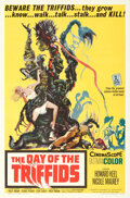 Movie Posters:Science Fiction, The Day of the Triffids & Other Lot (Allied Artists, 1962)...