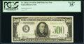 Fr. 2202-G* $500 1934A Federal Reserve Star Note. PCGS Very Fine 35