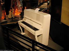 Featured item image of Elton John and Bernie Taupin's Historic Songwriting Piano....