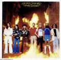 Music Memorabilia:Recordings, Lynyrd Skynyrd Street Survivors LP - 1977....