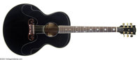 "The Mamas and the Papas: Papa John Phillips' 1994 Gibson ""The Everly"" Model Acoustic Guitar. John used this in..."