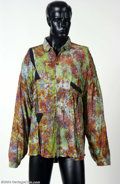 Music Memorabilia:Costumes, The Mamas and The Papas: John Phillips' Owned & Stage WornShirt....