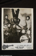 Music Memorabilia:Posters, The Monkees Original Concert Poster - Cow Palace - January 22,1967....
