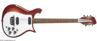 """The Rembrandts: 1966 Rickenbacker 450-12 Guitar featured in the video for the """"Friends"""" theme. Phil Solem from..."""