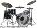 "Musical Instruments:Drums & Percussion, The Sex Pistols' ""God Save The Queen"" Drum Kit.... (15 Items)"